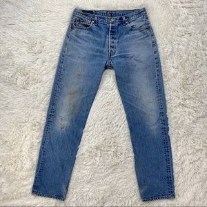 USA Levi's 501 34x34 Vintage Jeans